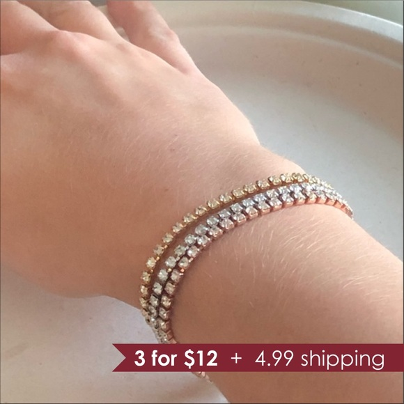 🍋 3-Tone Bracelet